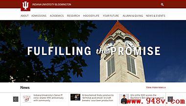 美国印第安纳大学官网
