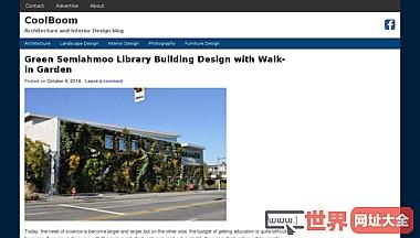 coolboom建筑与室内设计新闻