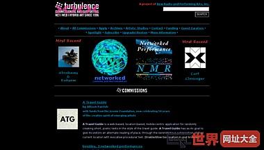 湍流调试和支持网络艺术