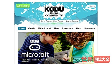 微软儿童游戏开发平台