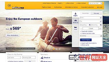 Lufthansa网