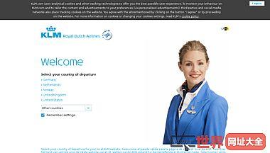 荷兰皇家航空公司官网