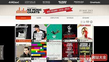 新西兰音乐排行榜