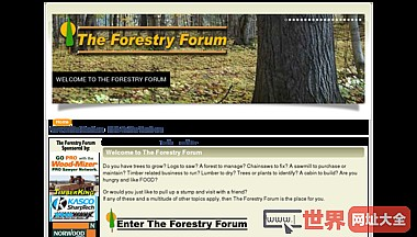 The Forestry Forum - Index