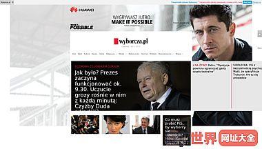 波兰国家选举报