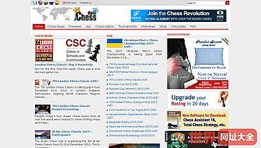 chessdom象棋国际象棋新闻直播棋牌游戏