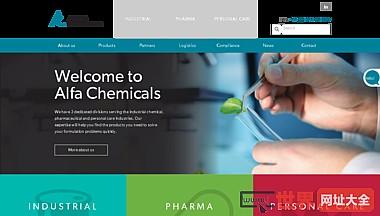 化工专业化工分销商- Alfa www alfa-chemicals co uk