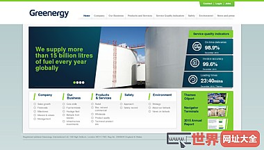 Greenergy Fuels Holdings公司(Greenergy Fuels Holdings)
